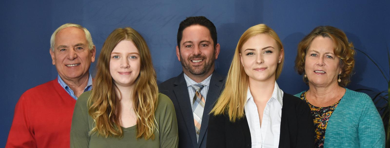 DeAngelis Insurance Team